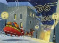 Ulises Wensell - Noël de rêve - Calendrier de l'Avent.