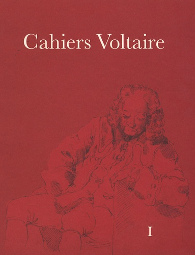 Ulla Kölving - Cahier Voltaire - Tome 1.