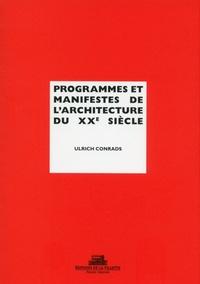 Programmes et manifestes de larchitecture du XXe siècle.pdf