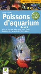 Ulrich Schielwen - Poissons d'aquarium.