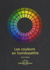Lemememonde.fr Les couleurs en homéopathie - Le nuancier Image