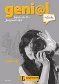 Accentsonline.fr geni@l klick A1 - Testheft mit Audio-CD - Deutsch als Fremdsprache für Jugendliche Image