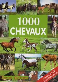 Ulrike Schöber - 1000 chevaux.