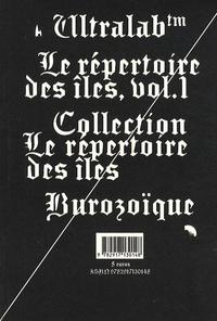 Ultralab - Le répertoire des îles - Volume 1.