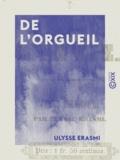 Ulysse Erasmi - De l'orgueil - Chant religieux.