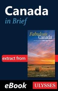 Ulysse - Fabulous Canada - Canada in brief.
