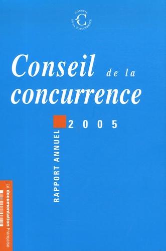 Umberto Berkani et Thierry Dahan - Conseil de la concurrence - Rapport annuel 2005. 1 Cédérom
