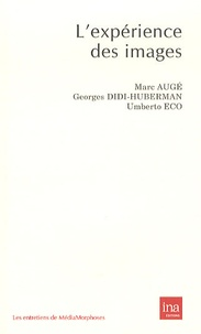 Umberto Eco et Georges Didi-Huberman - L'expérience des images.