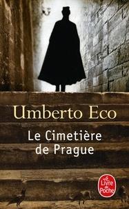 Umberto Eco - Le Cimetière de Prague.
