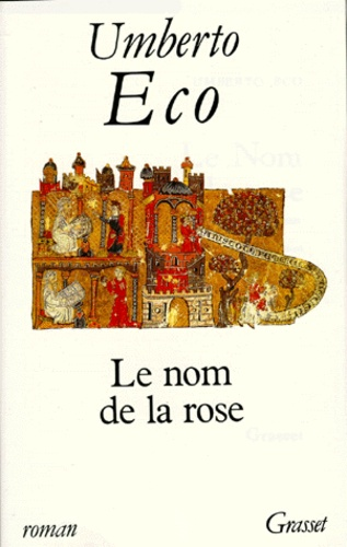 Serie Le Nom De La Rose
