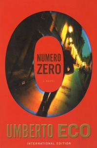 Umberto Eco - Numero Zero.