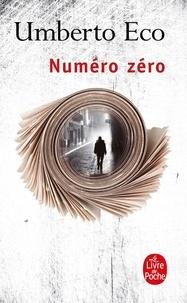 Umberto Eco - Numéro zéro.