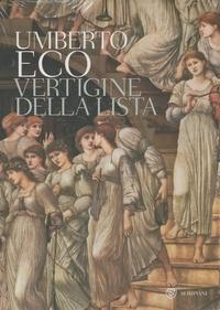 Umberto Eco - Vertigine della lista.