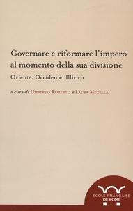 Histoiresdenlire.be Governare e riformare l'impero al momento della sua divisione - Oriente, Occidente, Illirico Image