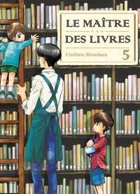 Umiharu Shinohara - Le Maître des livres Tome 5 : .