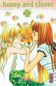Umino Chica - Honey and Clover Tome 8 : .