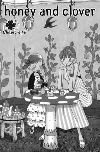 Honey and Clover Tome 9