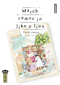 Umino Chica - March comes in like a lion Tome 11 : .
