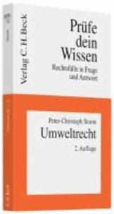 Umweltrecht - Mit besonderen Bezügen zum Immissionsschutz-, Abfall-, Naturschutz- und Wasserrecht, Rechtsstand: voraussichtlich Dezember 2009.