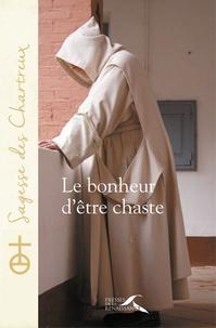 Un chartreux - Le bonheur d'être chaste.