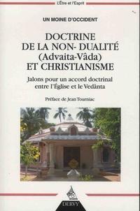 Deedr.fr Doctrine de la non-dualité (Advaita-Vâda) et christianisme - Jalons pour un accord doctrinal entre l'Eglise et le Vedânta Image