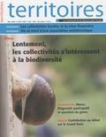 Nicolas Leblanc - Territoires N° 496, Mars 2009 : Lentement, les collectivités s'intéressent à la biodiversité.
