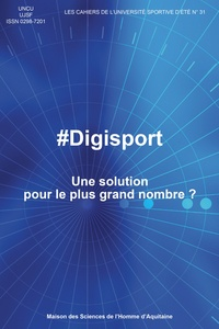 Deedr.fr #Digisport - Une solution pour le plus grand nombre ? Image