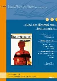 »Und der Himmel rot« im Unterricht - Lehrerhandreichung zum Jugendroman von Gabi Kreslehner (Klassenstufe 8-10, mit Kopiervorlagen und Lösungsvorschlägen).