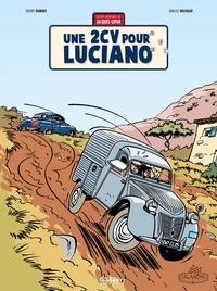 Jean-Luc Delvaux - Une aventure de Jacques Gipar T3 - Une 2cv pour Luciano.