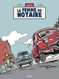 Jean-Luc Delvaux - Une Aventure de Jacques Gipar T4 - La femme du notaire.