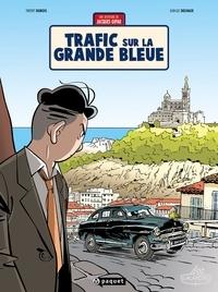 Jean-Luc Delvaux - Une Aventure de Jacques Gipar T5 - Trafic sur le grande bleue.