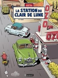 Jean-Luc Delvaux - Une Aventure de Jacques Gipar T6 - La Station du clair de lune.