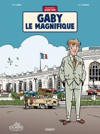 Jean-Luc Delvaux - Une Aventure de Jacques Gipar T7 - Gaby le magnifique.