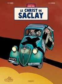 Jean-Luc Delvaux - Une aventure de Jacques Gipar T9 - Le Christ de Saclay.