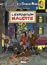 François Corteggiani - Une Aventure de Simon Nian - Tome 03 - L'Exposition Maudite.