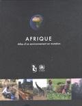 UNEP - Afrique - Atlas d'un environnement en mutation.