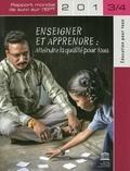 Unesco - enseigner et apprendre : atteindre la qualite pour tous.