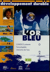 Unesco - L'or bleu - CD-ROM.