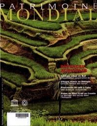 Unesco - Patrimoine Mondial N° 69, Octobre 2013 : Les paysages agricoles du patrimoine mondial.