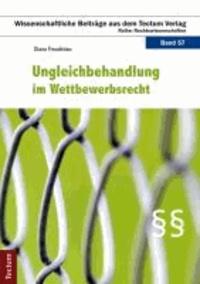 Ungleichbehandlung im Wettbewerbsrecht.