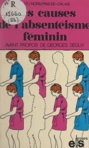 Union départementale de la CGT et Blanche Bellanger - Les causes de l'absentéisme féminin.