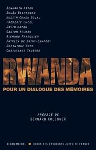 Union des étudiants juifs de F et  Collectif - Rwanda.