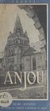 Union des syndicats d'initiati et R. Vinsonneau - Anjou - Guide officiel de l'Union des syndicats d'initiatives de l'Anjou.