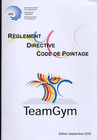 Deedr.fr Règlement, directive, code de pointage championnat TeamGym Image