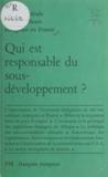 Union générale des travailleur et Jean Copans - Qui est responsable du sous-développement?.