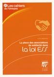 UNIOPSS - La place des associations de solidarité dans la loi ESS.