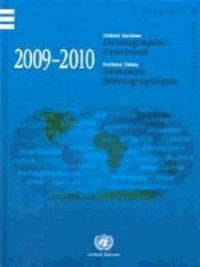 United Nations - United Nations Demographic Yearbook 2009-2010.
