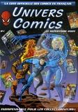 Univers comics - Univers comics - La cote officiel des comics en français, répertoire 2005.