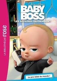 Universal Studios - Baby Boss 01 - Le pire bébé du monde !.