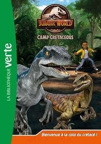 Universal Studios - Jurassic World, la colo du crétacé 01 - Bienvenue à la colo du crétacé !.